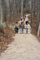 February Walk Set for 2/2 in East Haven