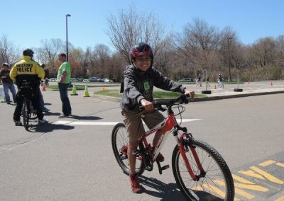 Bike Safety Rodeo-Guilford