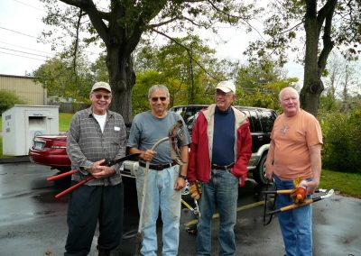 Longtime Branford Volunteers