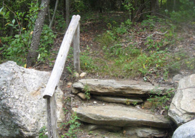 Hammonasset Stone Steps