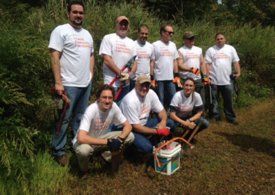 Stantec Engineering Volunteers