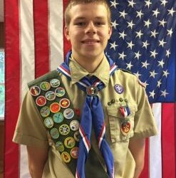 Madison's Newest Eagle Scout