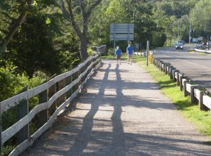 Shoreline Greenway Trail Takes Part in Trail Census
